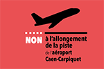 Collectif contre l'allongement de la piste de l'aéroport de Caen-Carpiquet